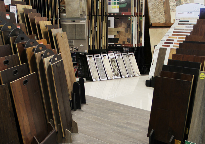 Texas Floor Covering, Inc.'s Houston Offices and Showroom