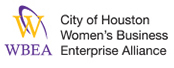 City of Houston Women's Business Enterprise Alliance Logo