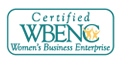 Certified WBENC Logo | Women's Business Enterprise